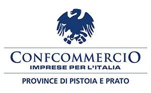 Logo confocmmercio di prato