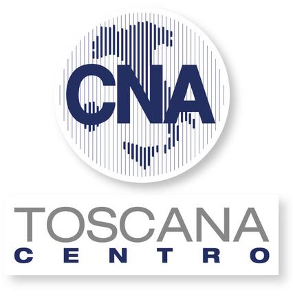 Logo cna toscana centro di prato